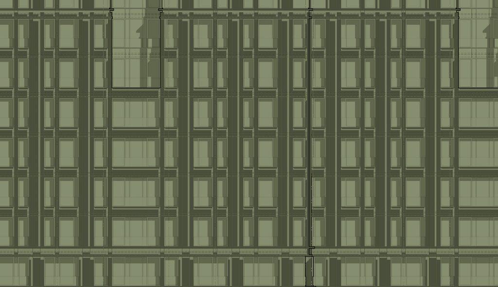 Fasade detail